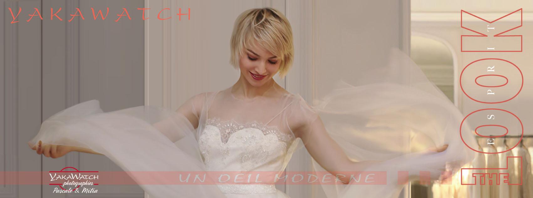 Mode - La mariée danse - Mitia-Arcturus Photographe