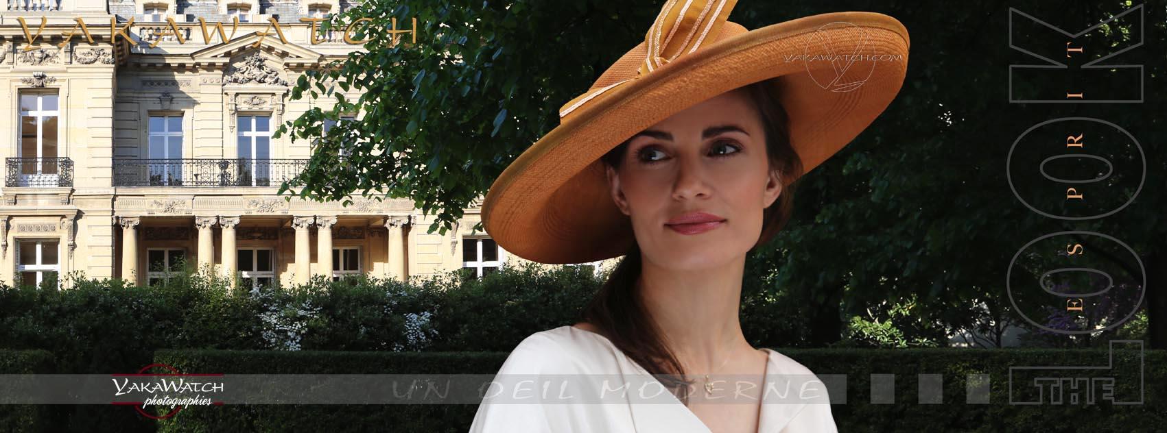 Le chapeau, un accessoire de mode qui donne du style