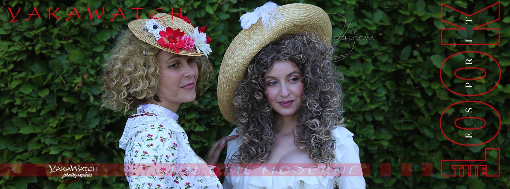 Duo Journée Grand Siècle Vaux le Vicomte - Mitia-Arcturus Photographe