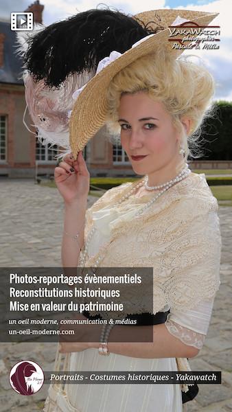 Reportage photo évènementiel reconstitution historique